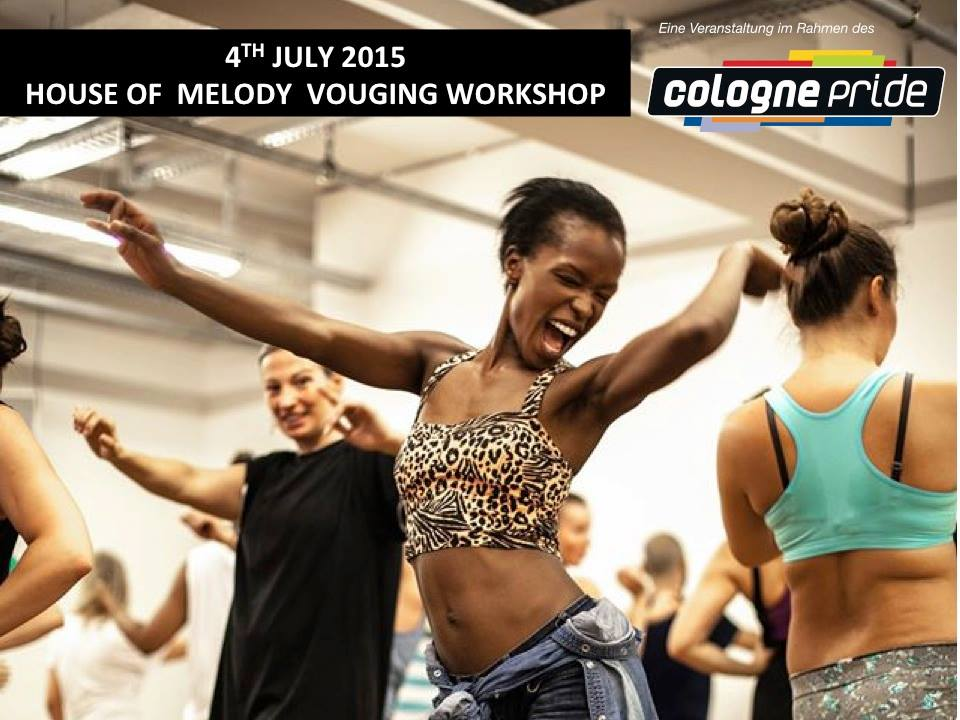 CSD VOGUING WORKSHOP